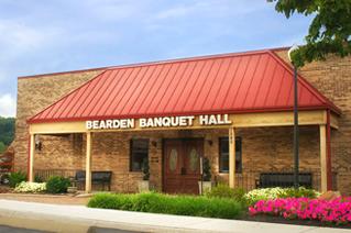 Bearden Banquet Hall Building
