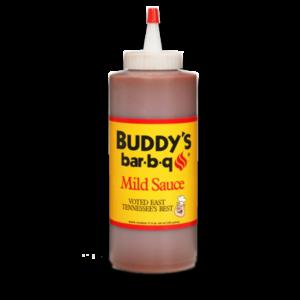 Buddy's Bar-b-q Mild Sauce - 11.5oz