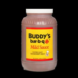 Buddy's Bar-b-q Mild Sauce 1 Gallon