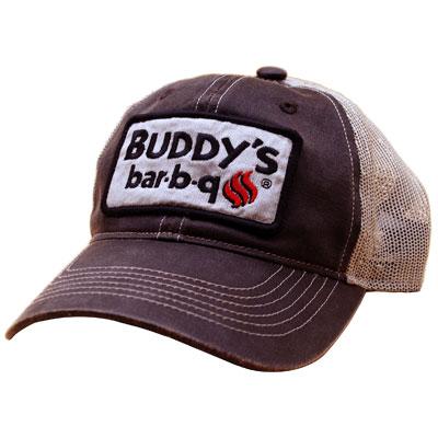 Buddy's Bar-b-q Vintage Trucker Cap