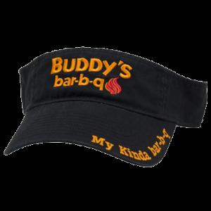 Buddy's Bar-B-Q Visor