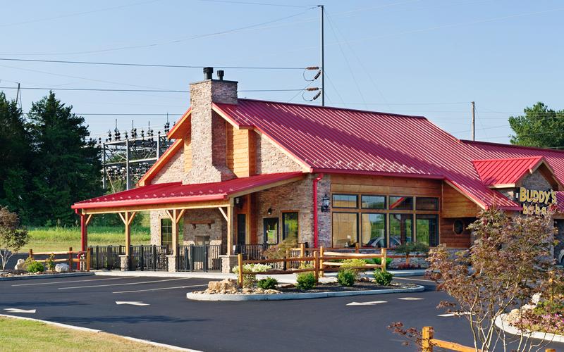 Buddy's Restaurant in Maryville, TN