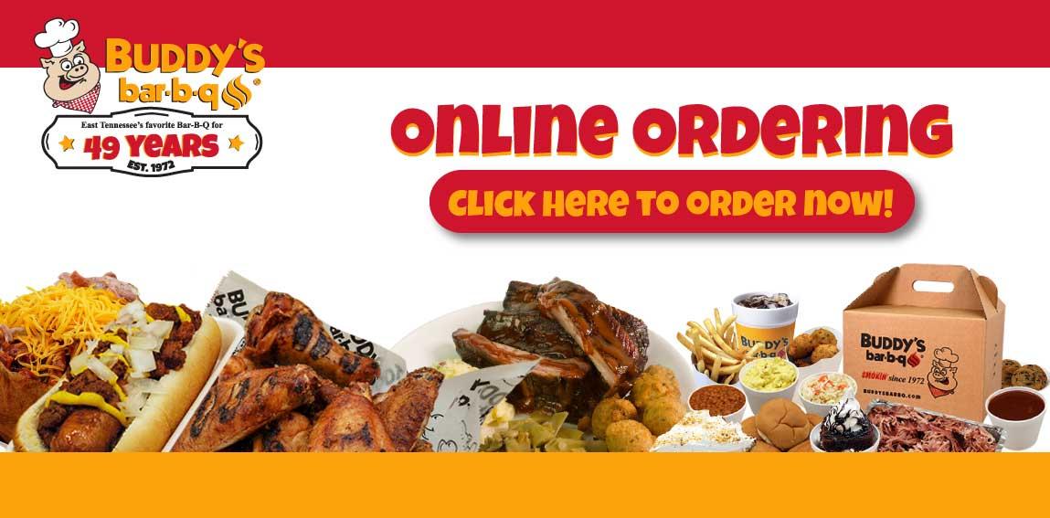 Buddys Bar-B-Q Online Ordering