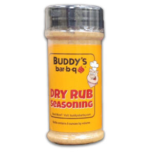 Buddys Dry Rub Seasoning